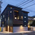 名古屋市 設計士と建てる家 ブルックリンスタイルな黒い家